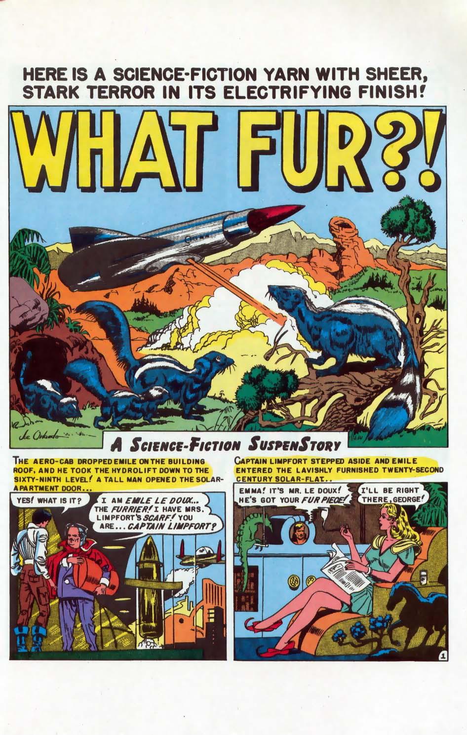 Read online Shock SuspenStories comic -  Issue #5 - 17