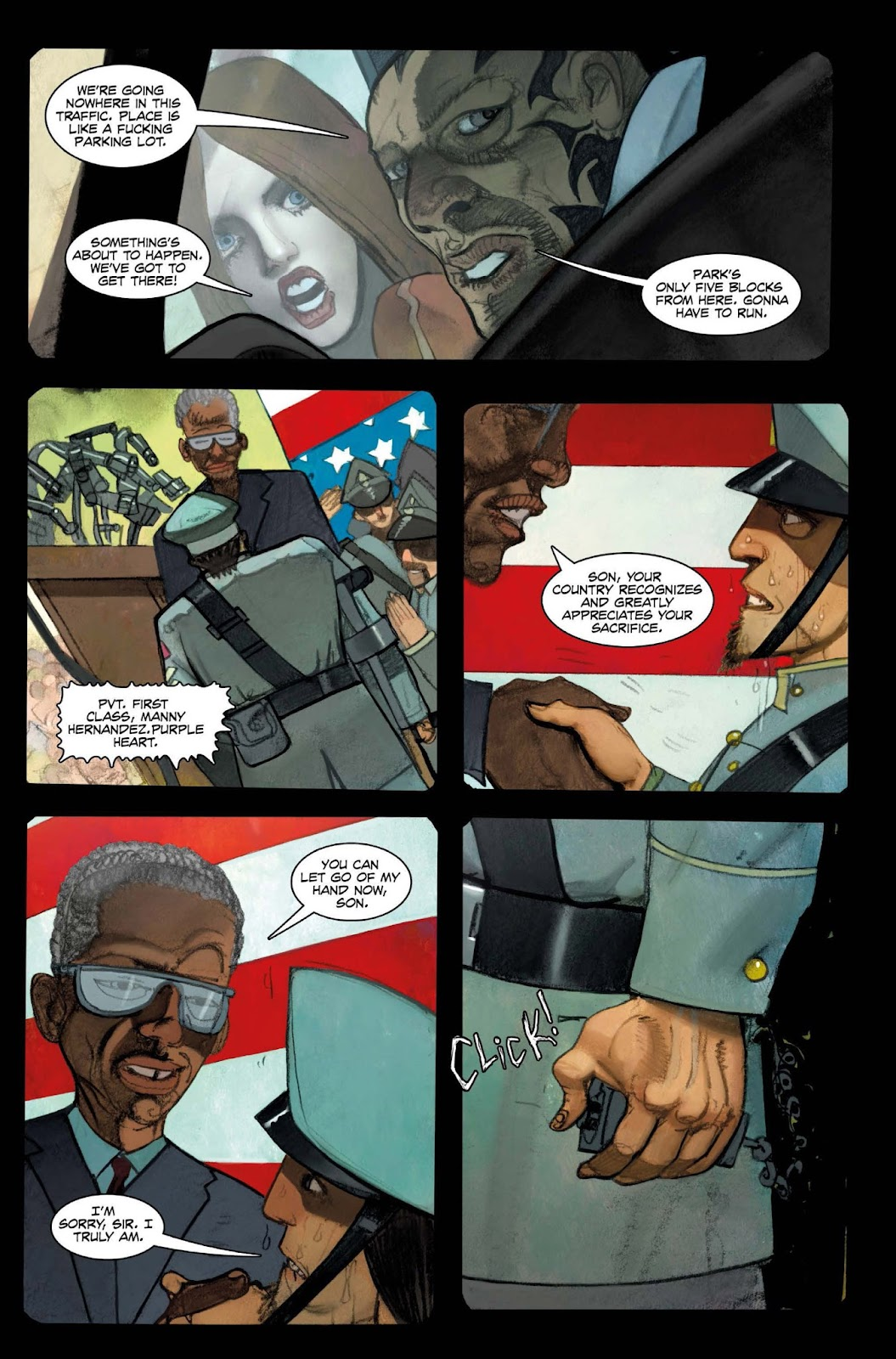 13 Coins issue TPB - Page 121