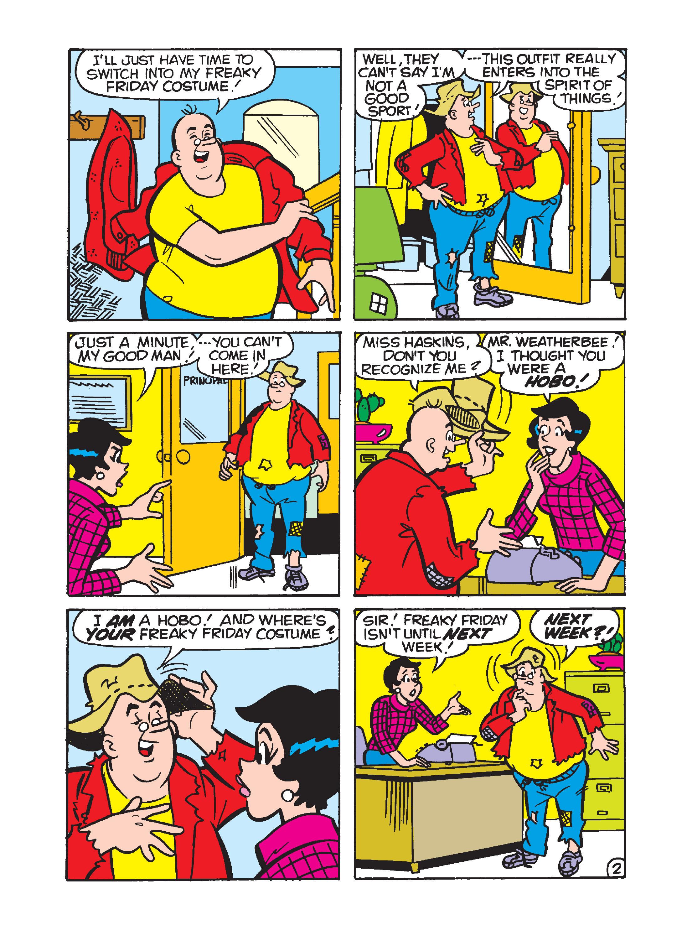 Read online Archie 1000 Page Comics Bonanza comic -  Issue #1 (Part 1) - 112