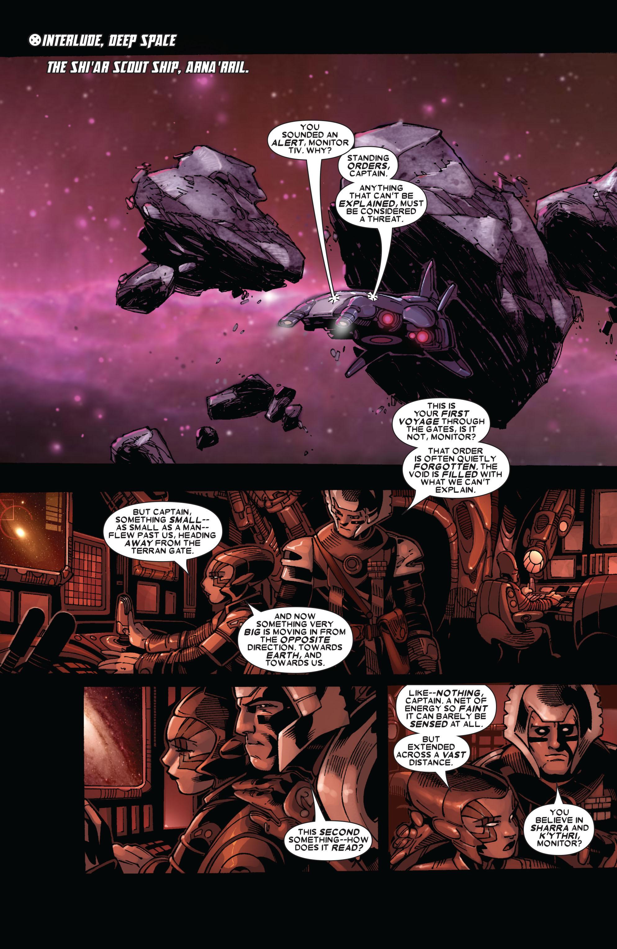 X-Men (1991) 189 Page 10
