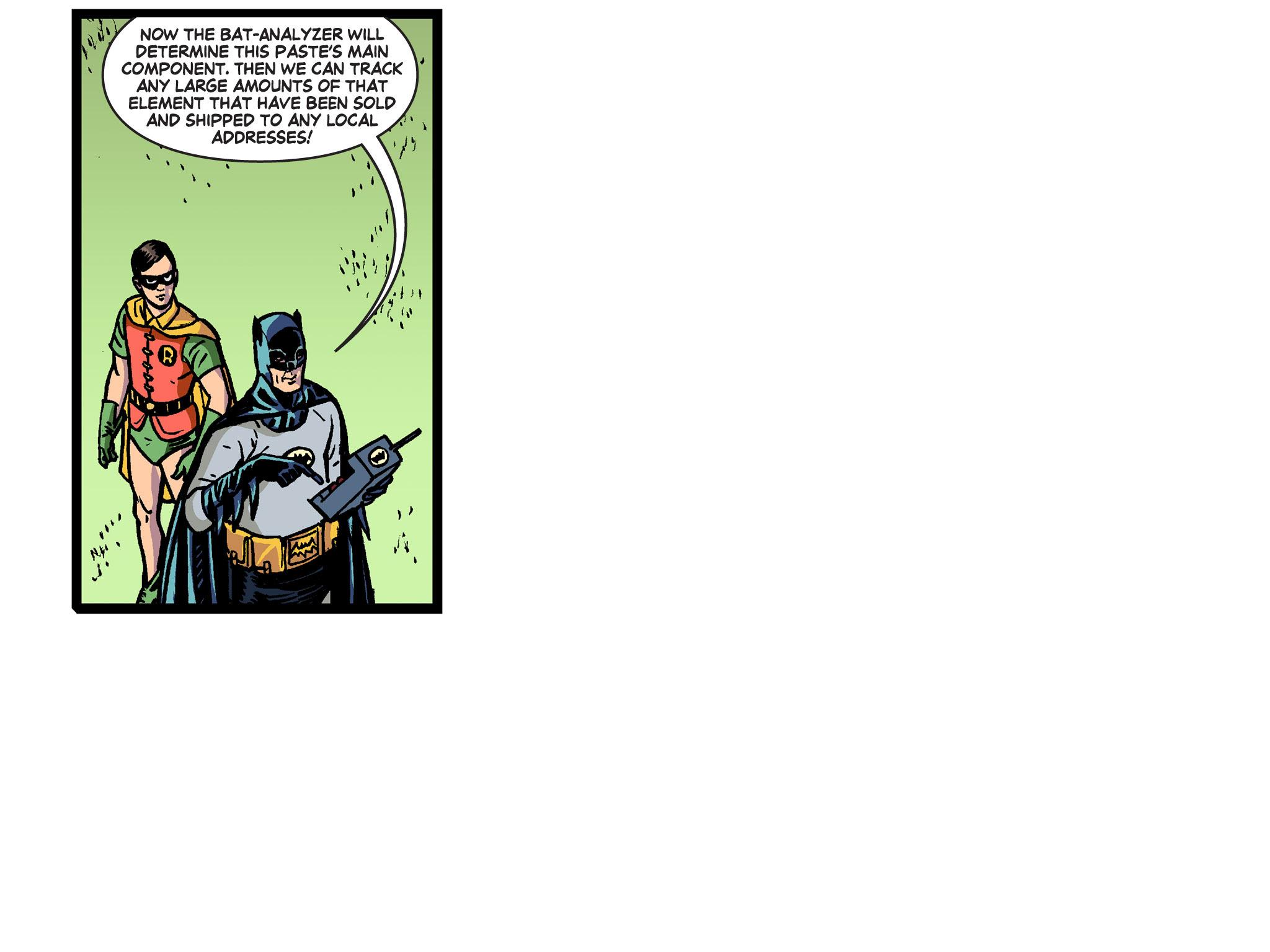 Read online Batman '66 Meets the Green Hornet [II] comic -  Issue #4 - 68