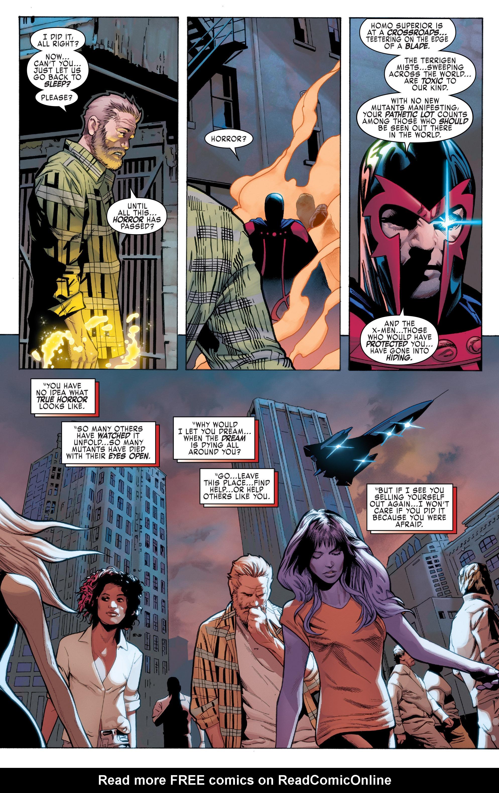 Read online Uncanny X-Men (2016) comic -  Issue #1 - 18