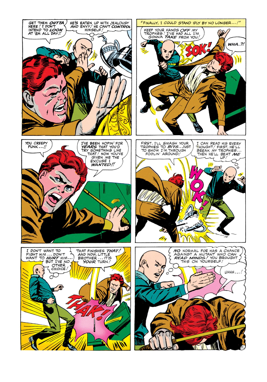 Uncanny X-Men (1963) 12 Page 11