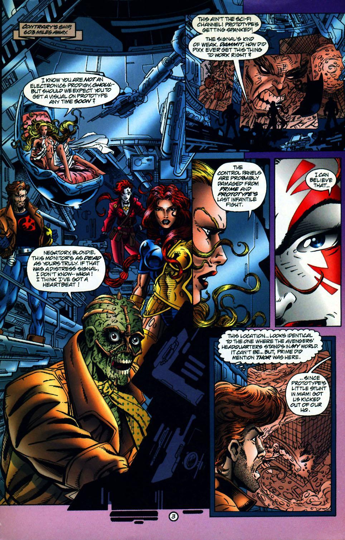Read online UltraForce (1994) comic -  Issue #10 - 4
