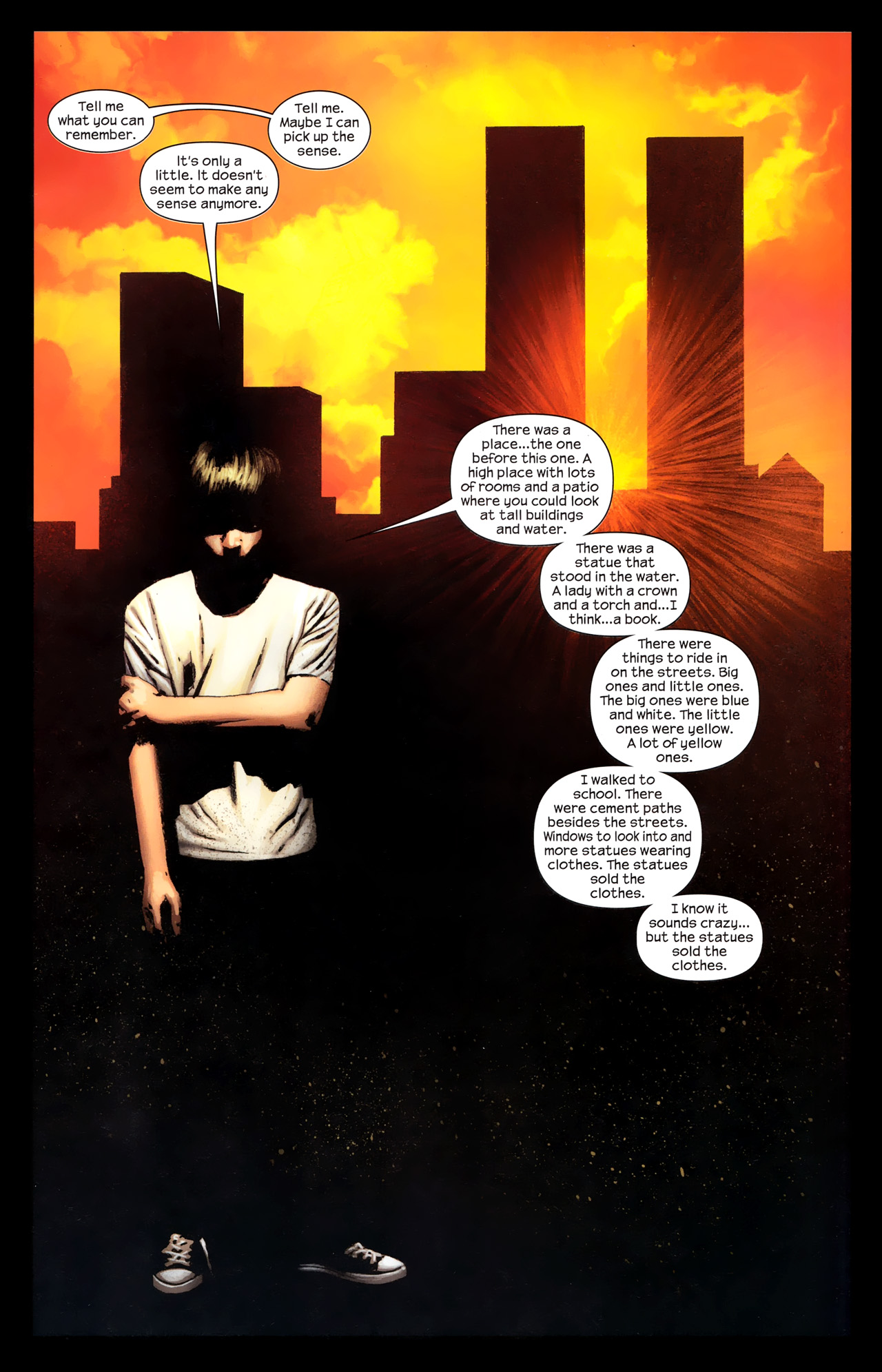 Read online Dark Tower: The Gunslinger - The Way Station comic -  Issue #2 - 10