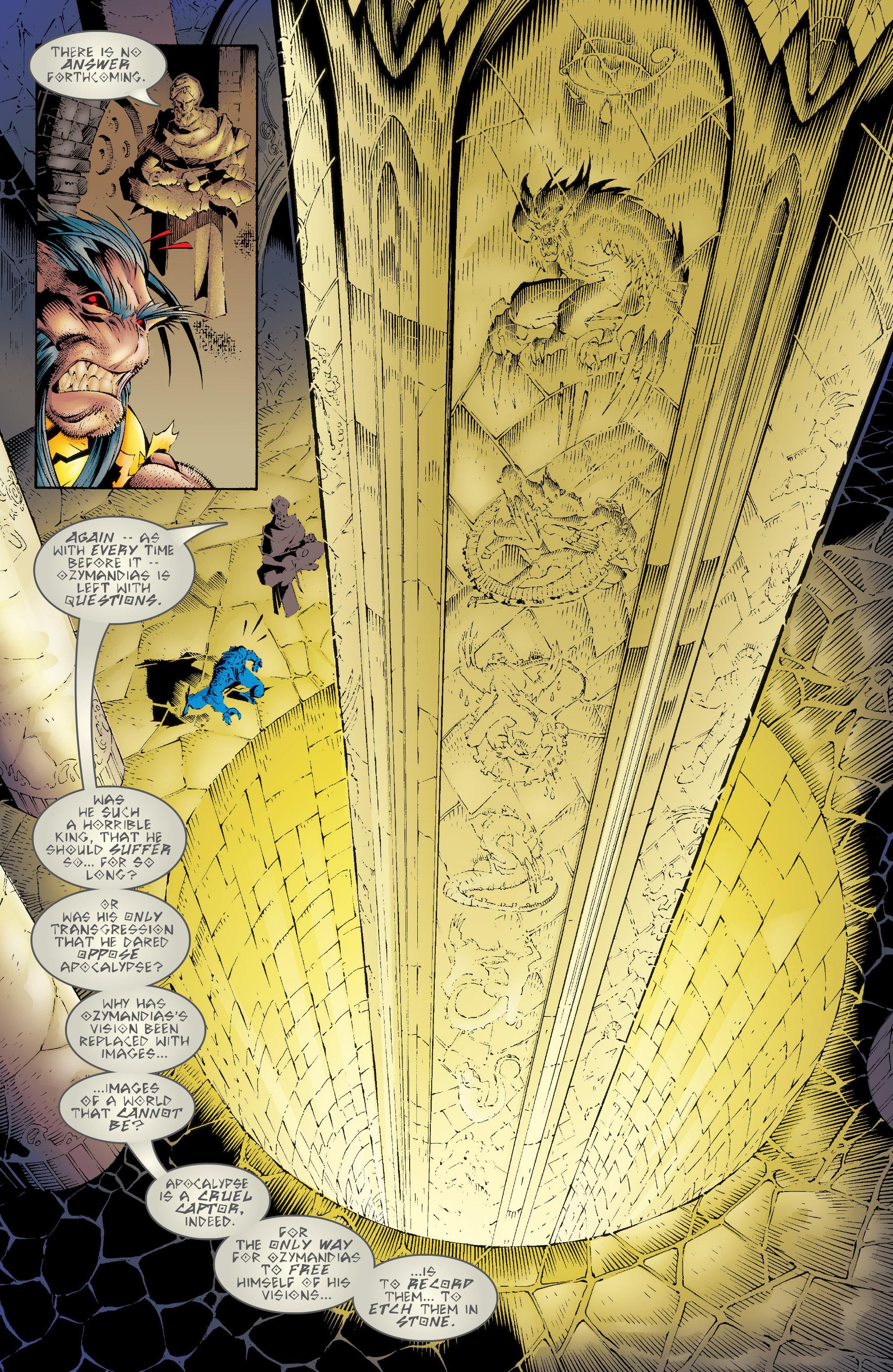 Read online Uncanny X-Men (1963) comic -  Issue #332 - 12