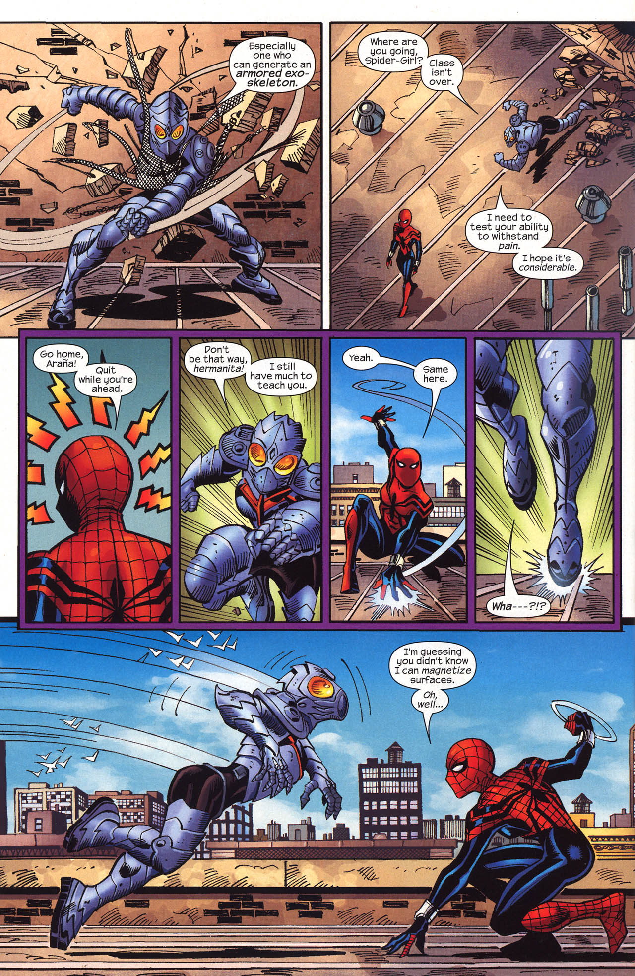 Read online Amazing Spider-Girl comic -  Issue #19 - 31