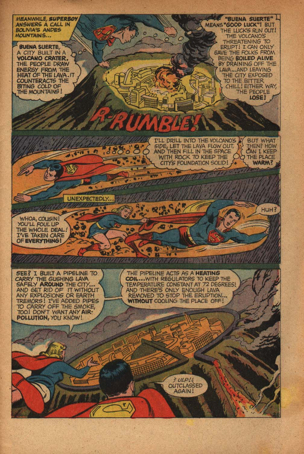 Read online Adventure Comics (1938) comic -  Issue #368 - 29