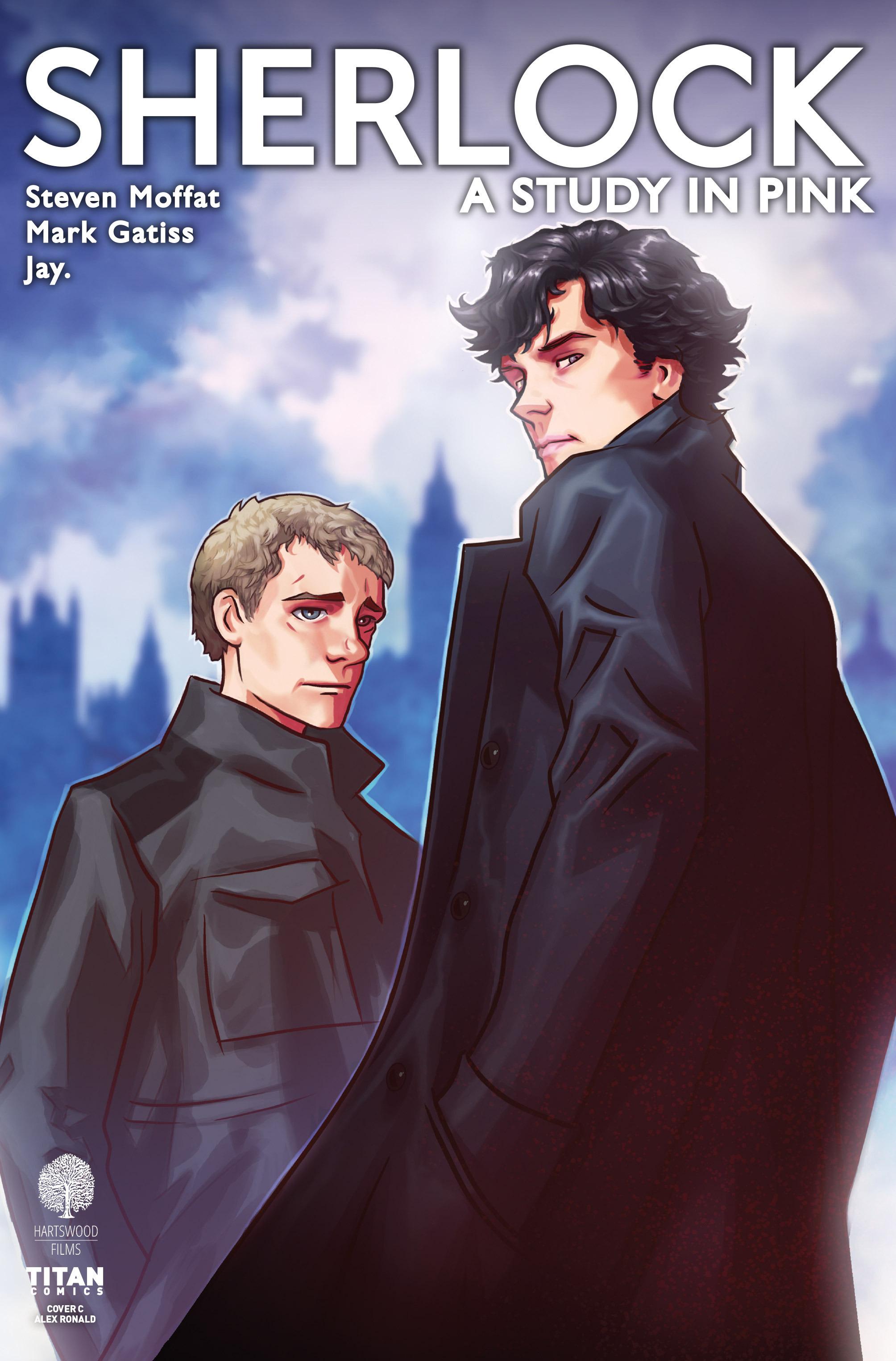 Read online Sherlock: A Study In Pink comic -  Issue #1 - 3