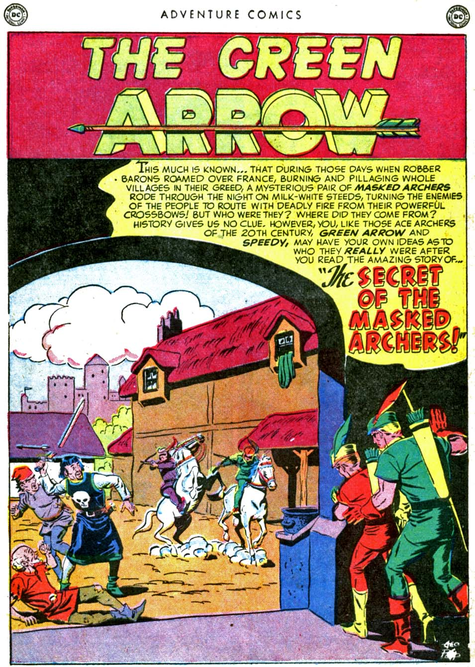 Read online Adventure Comics (1938) comic -  Issue #157 - 39