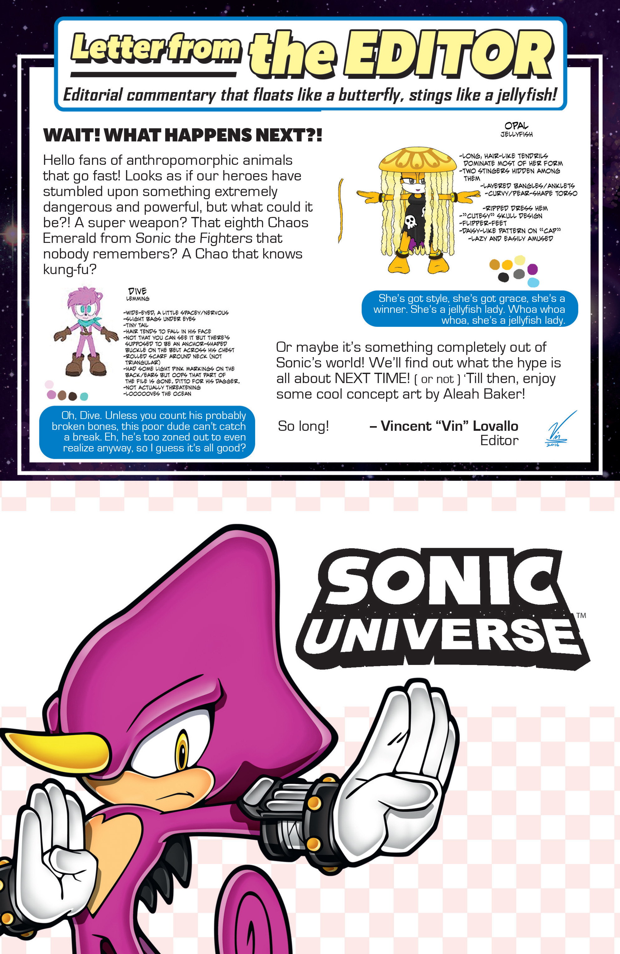 Read online Sonic Universe comic -  Issue #93 - 23