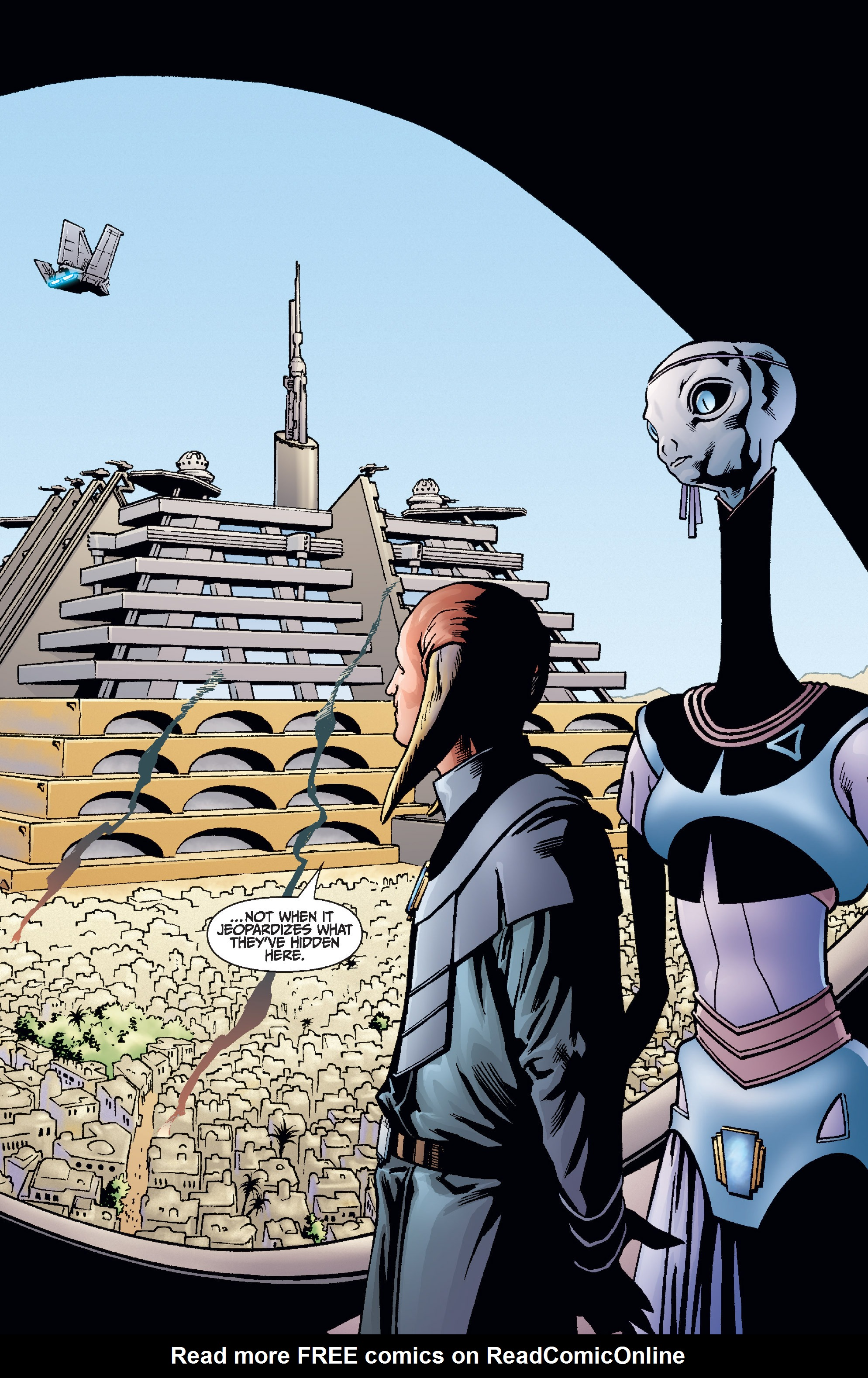 Read online Star Wars Omnibus comic -  Issue # Vol. 20 - 202