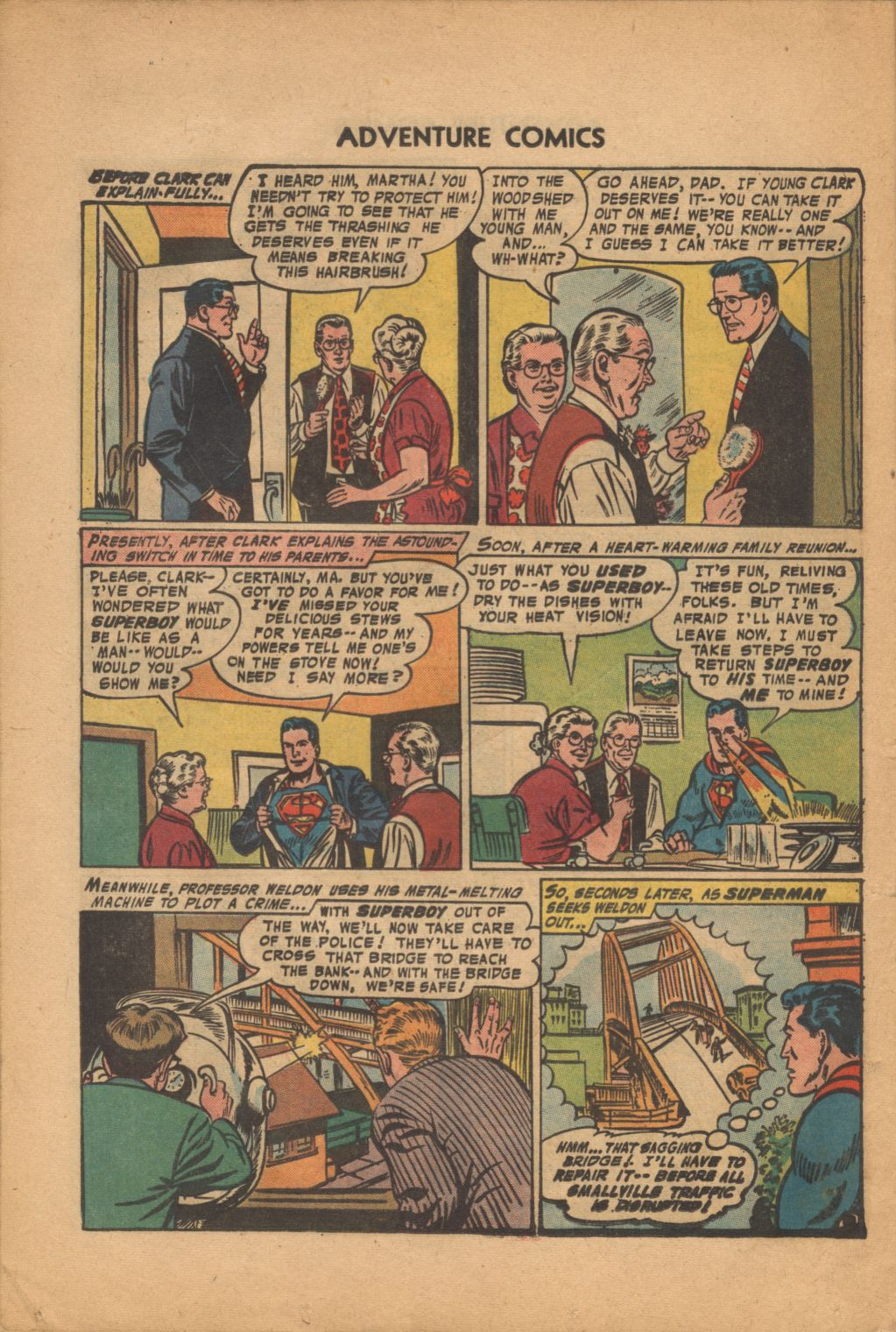 Read online Adventure Comics (1938) comic -  Issue #320 - 28