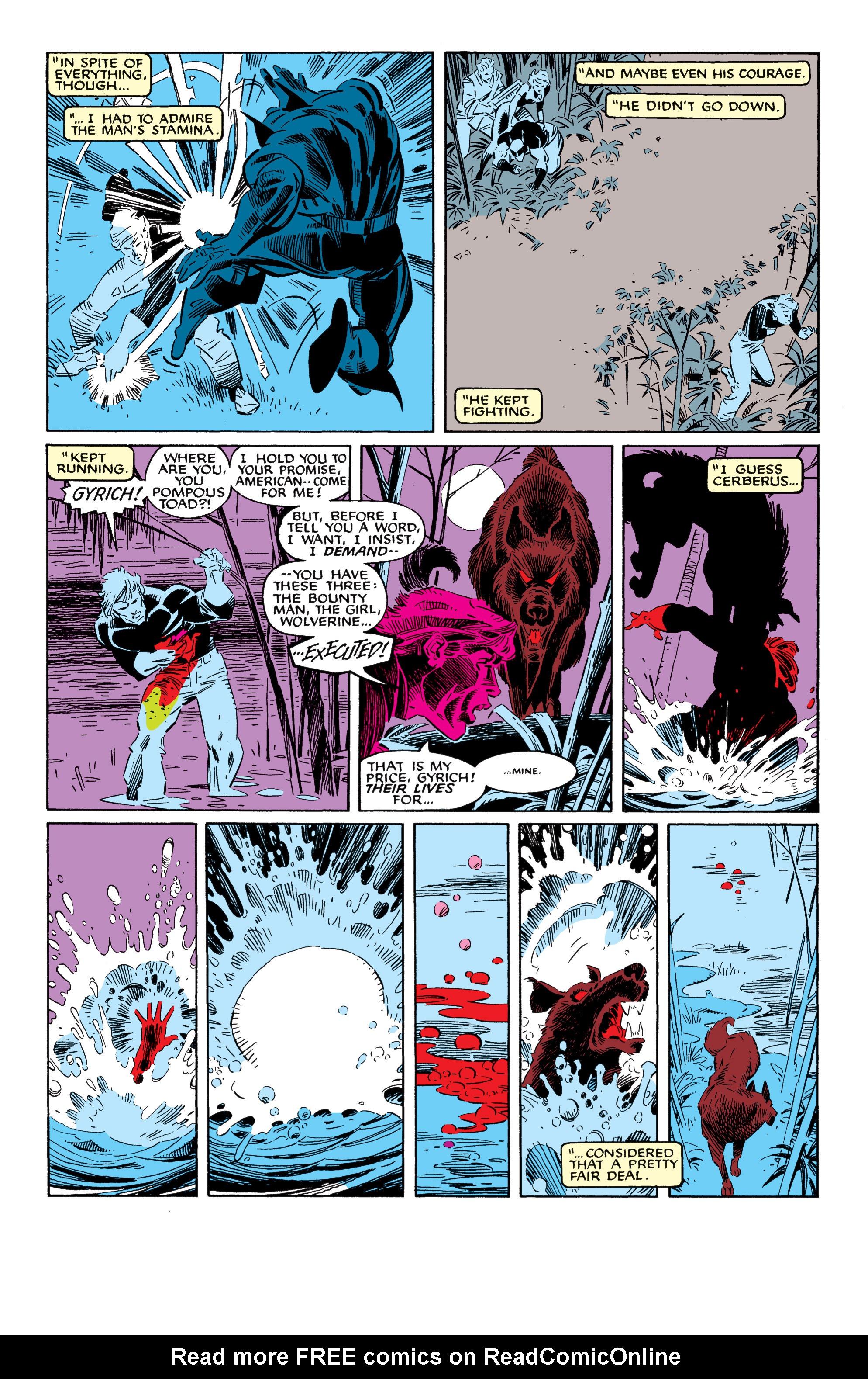 Read online Uncanny X-Men (1963) comic -  Issue #228 - 23