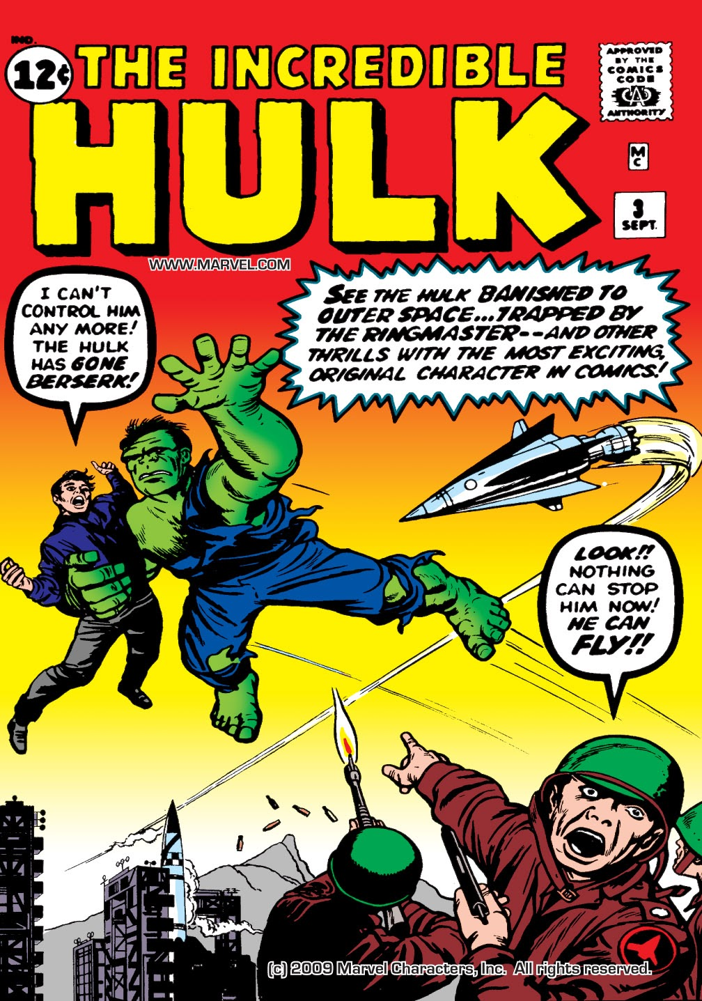 Read online Marvel Masterworks: The Incredible Hulk comic -  Issue # TPB 1 (Part 1) - 53