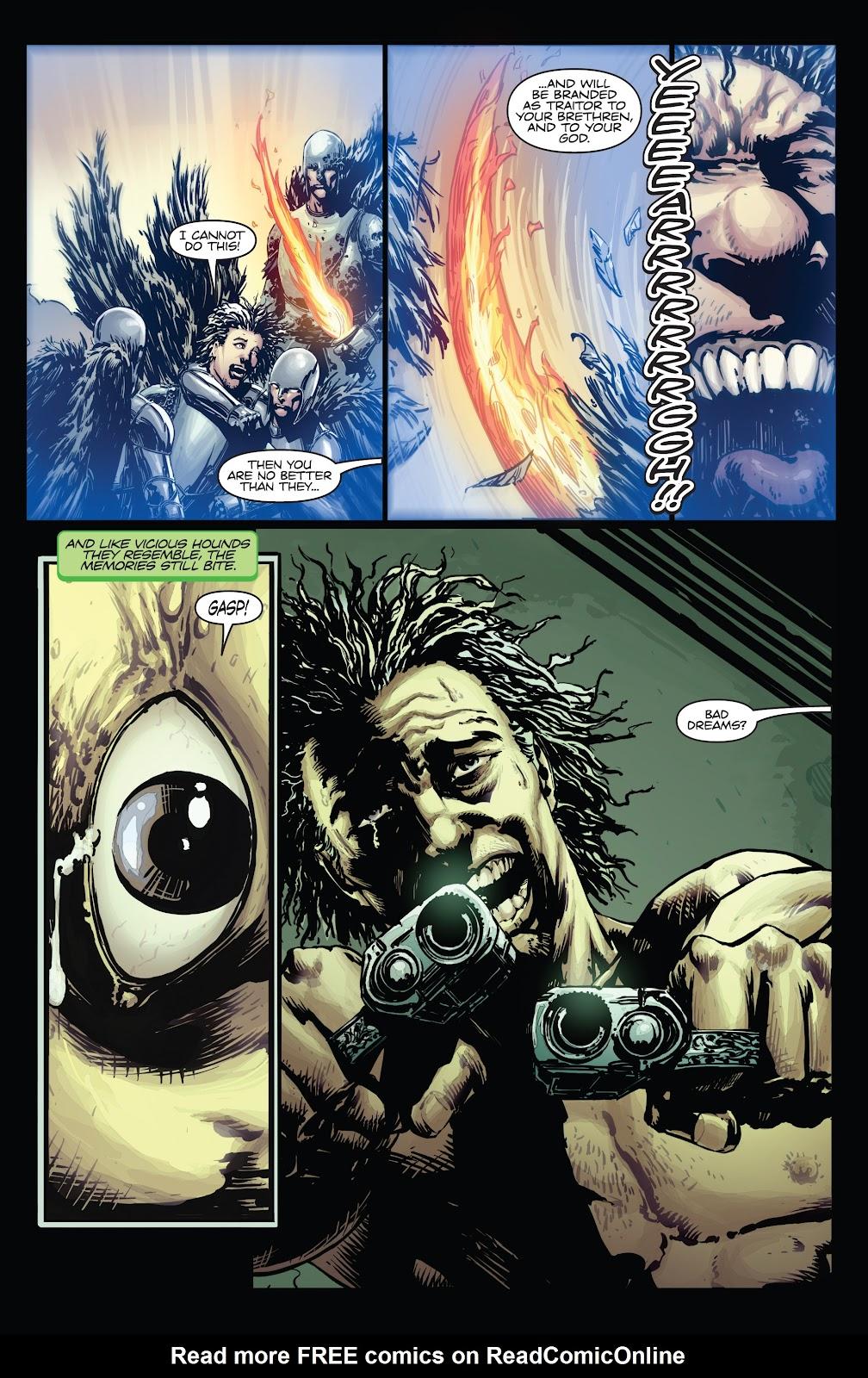 Read online Vampirella Strikes comic -  Issue #2 - 13