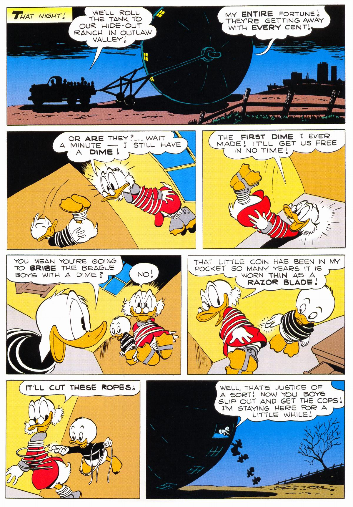 Read online Uncle Scrooge (1953) comic -  Issue #324 - 33