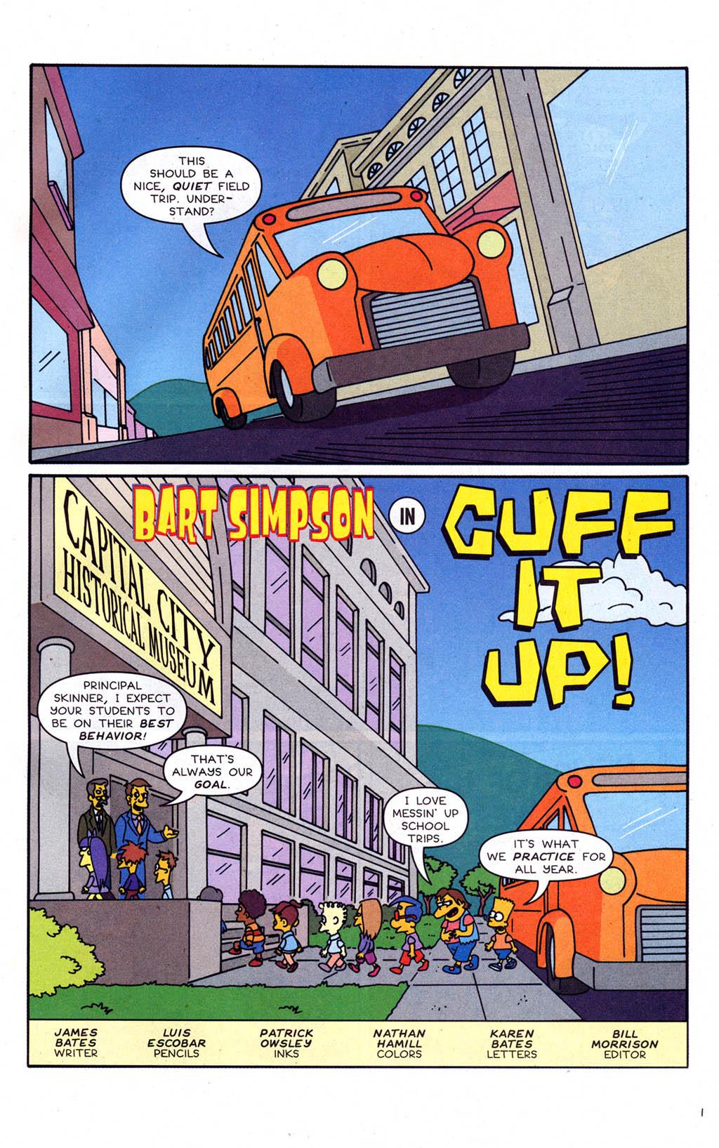 Read online Simpsons Comics Presents Bart Simpson comic -  Issue #21 - 23