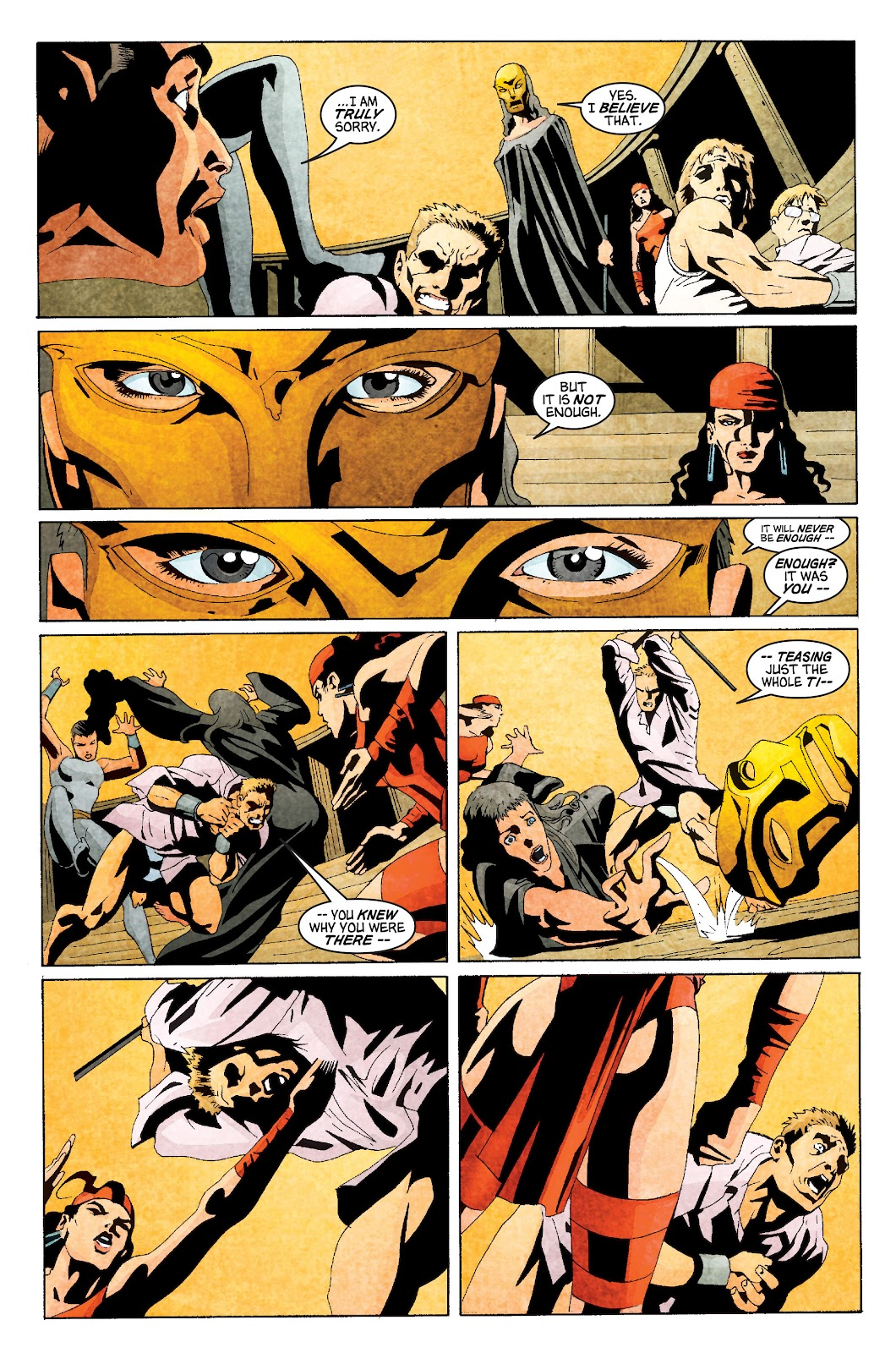 Read online Elektra (2001) comic -  Issue # _TPB Elektra by Greg Rucka Ultimate Collection (Part 1) - 71