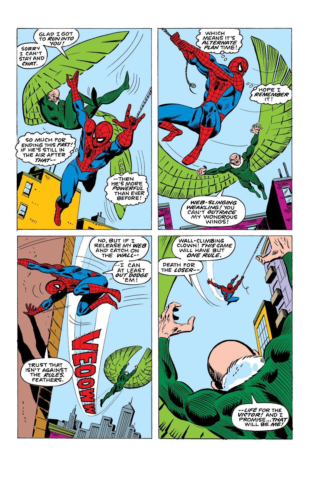 Read online Marvel Masterworks: The Spectacular Spider-Man comic -  Issue # TPB (Part 1) - 75
