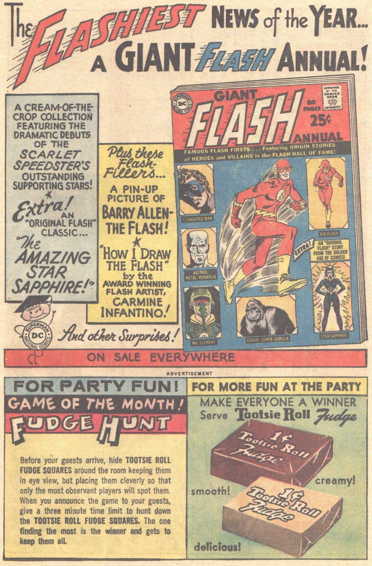 Read online Adventure Comics (1938) comic -  Issue #314 - 33