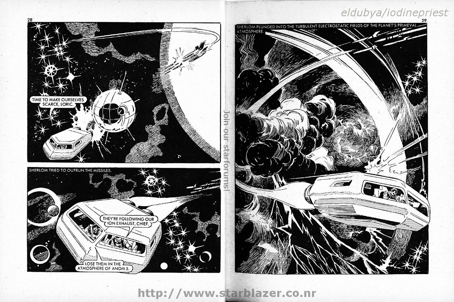 Starblazer issue 97 - Page 16