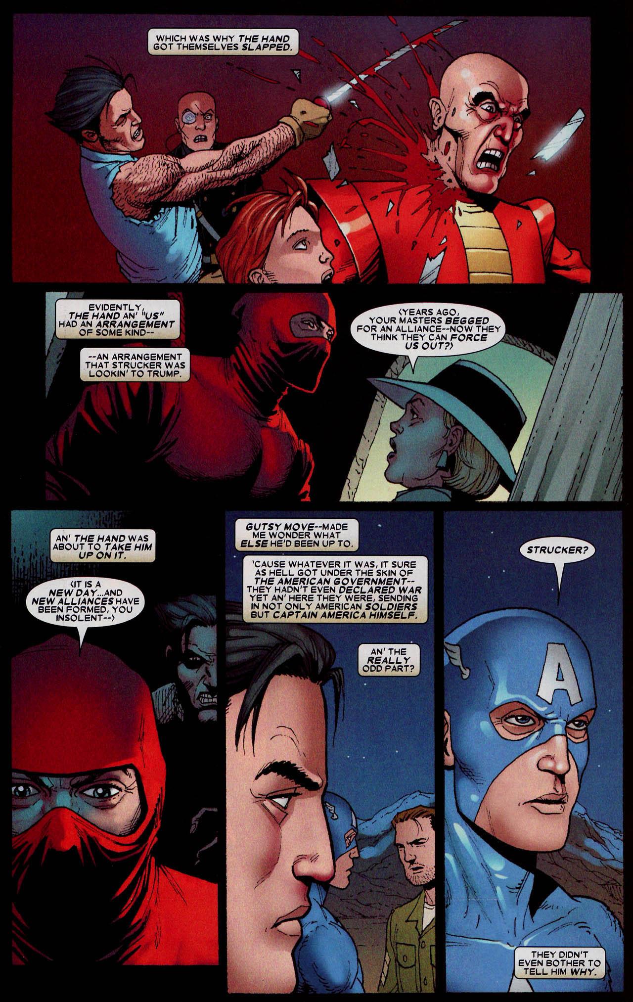 Read online Wolverine: Origins comic -  Issue #18 - 9