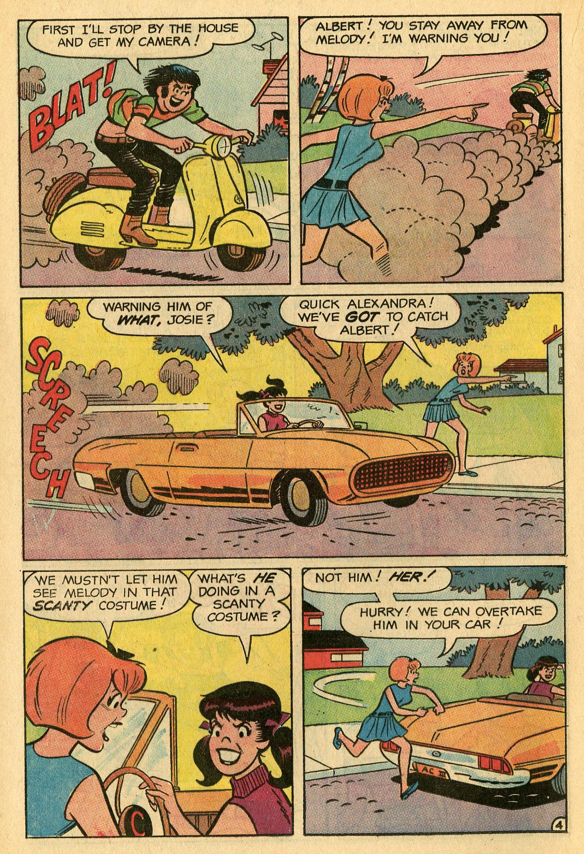 Read online She's Josie comic -  Issue #31 - 16