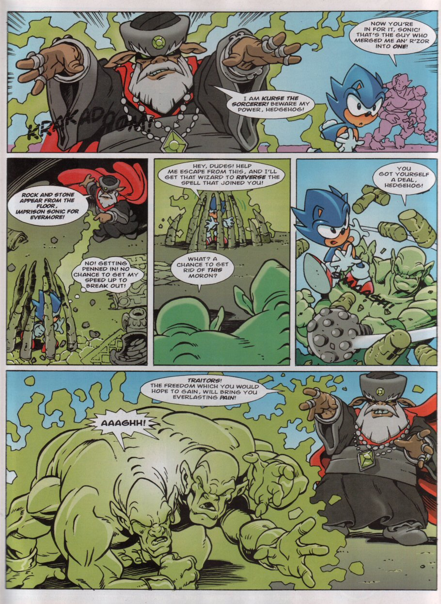 Read online Sonic the Comic comic -  Issue #154 - 7