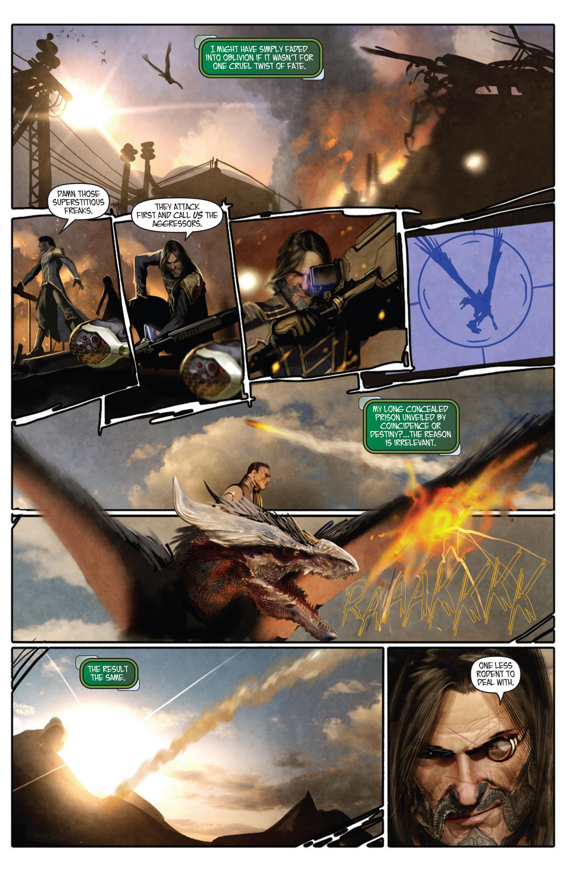 Read online Aphrodite IX (2013) comic -  Issue #Aphrodite IX (2013) _TPB 1 - 13