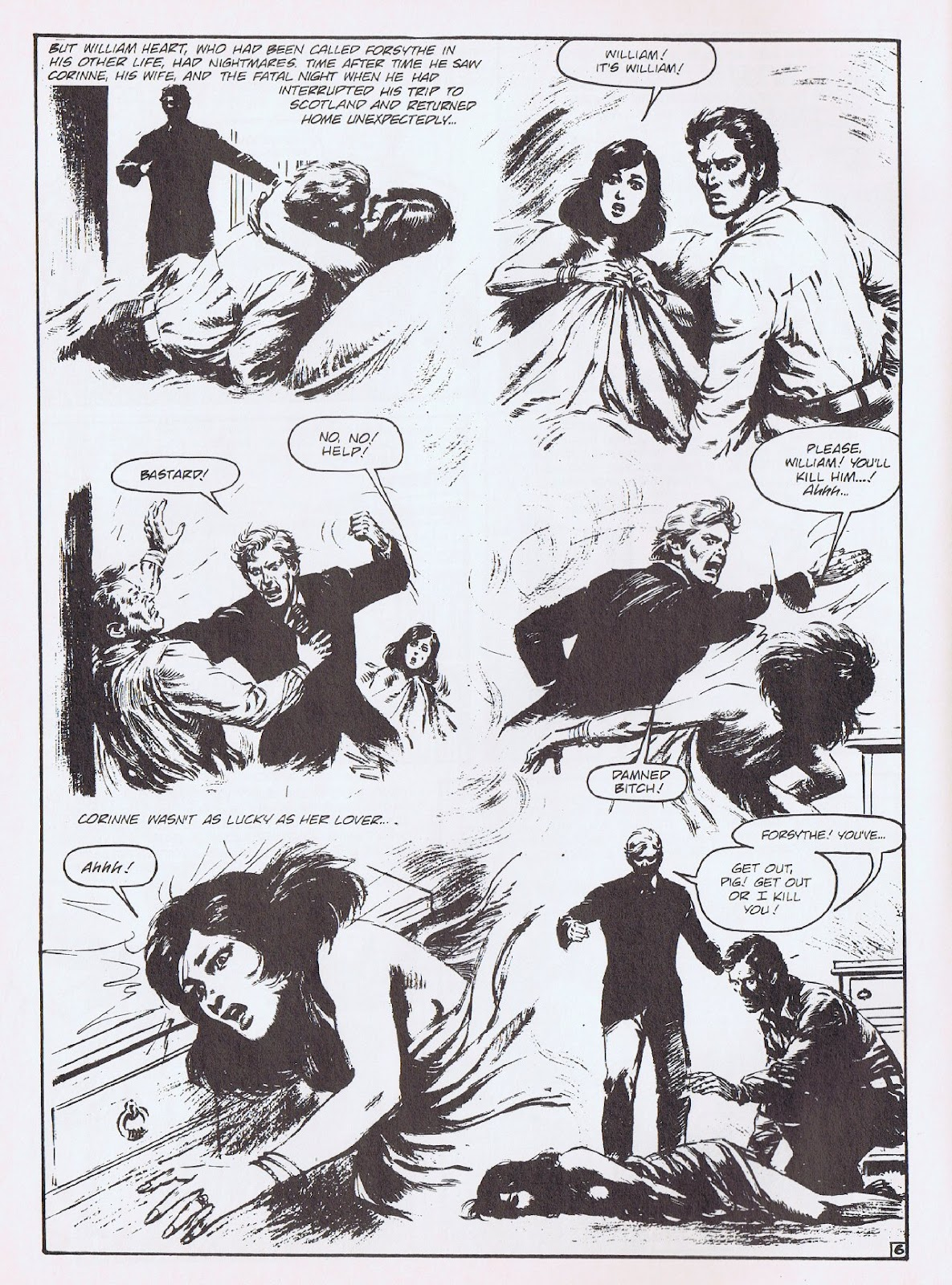 Read online Merchants of Death comic -  Issue #3 - 7