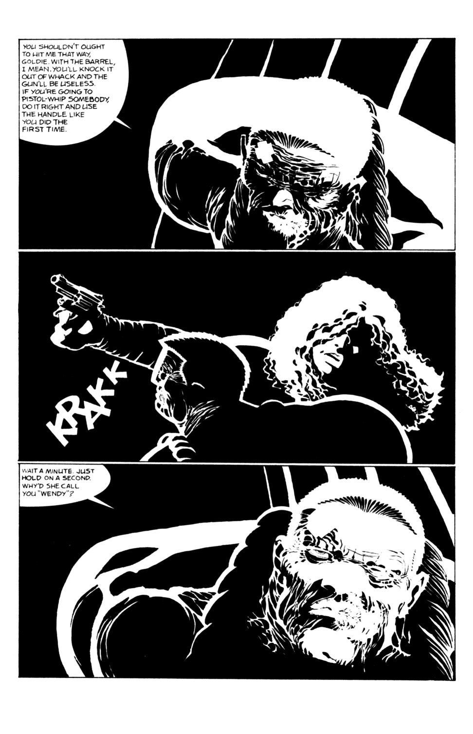 Read online Sin City comic -  Issue #12 - 5