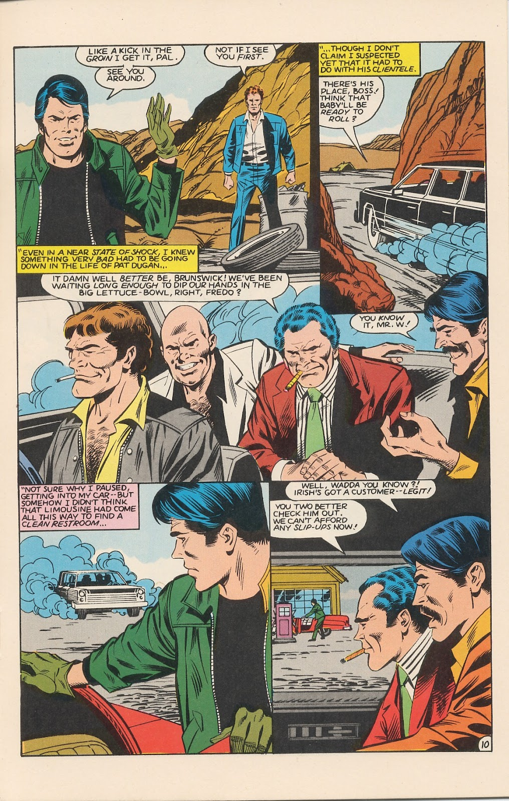Infinity Inc. (1984) issue 11 - Page 15