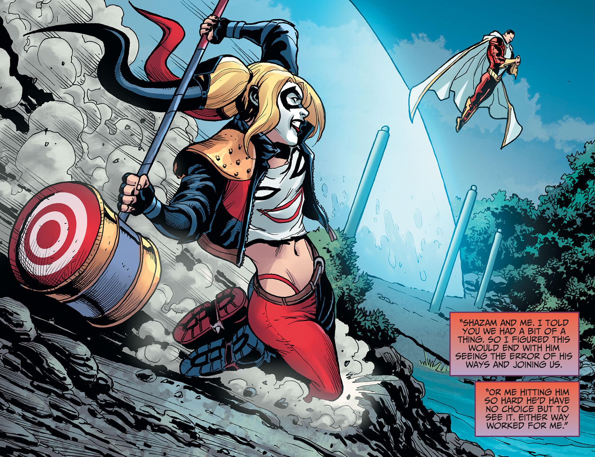 Read online Injustice: Ground Zero comic -  Issue #9 - 11