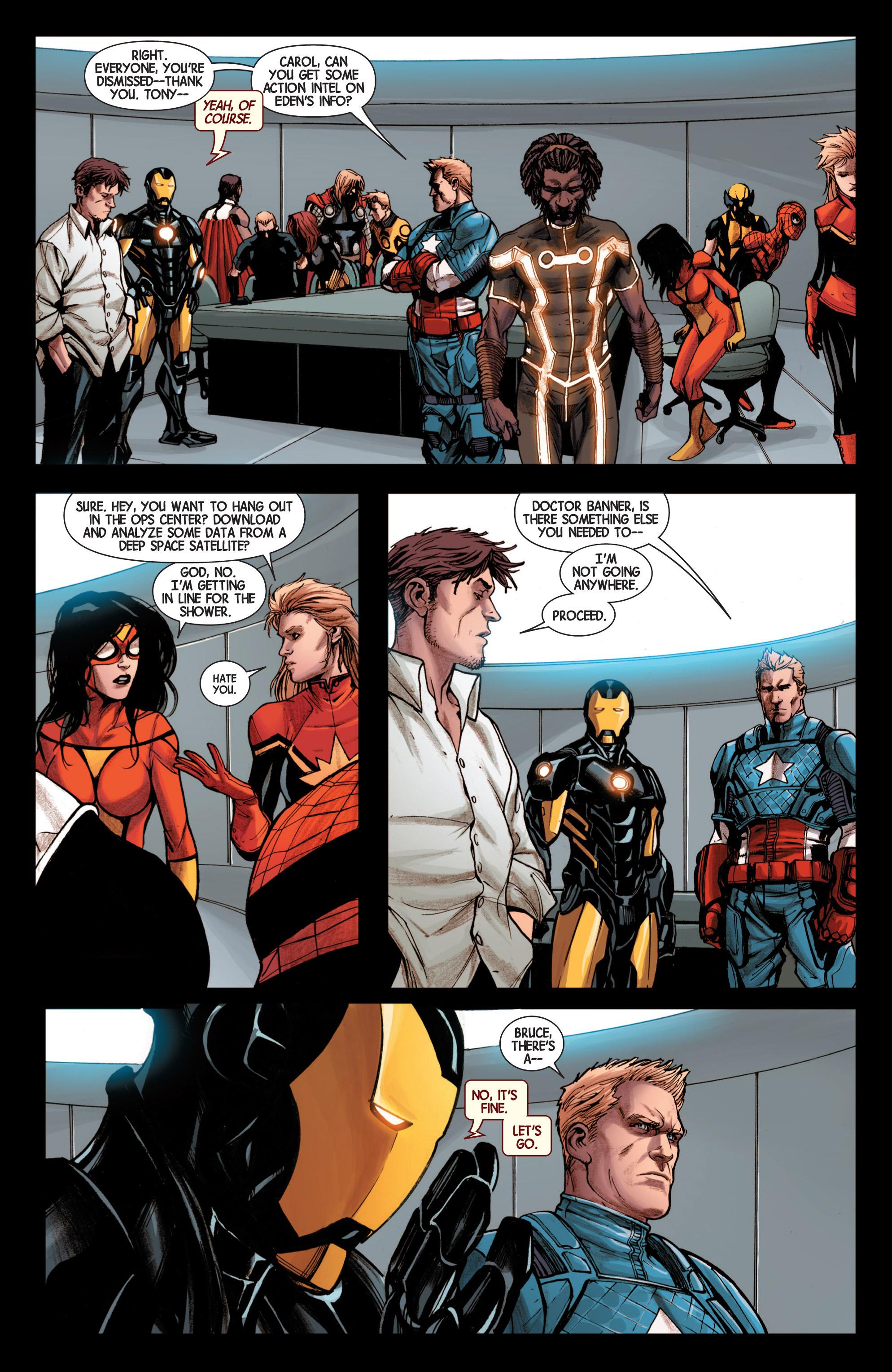 Read online Avengers (2013) comic -  Issue #Avengers (2013) _TPB 3 - 140