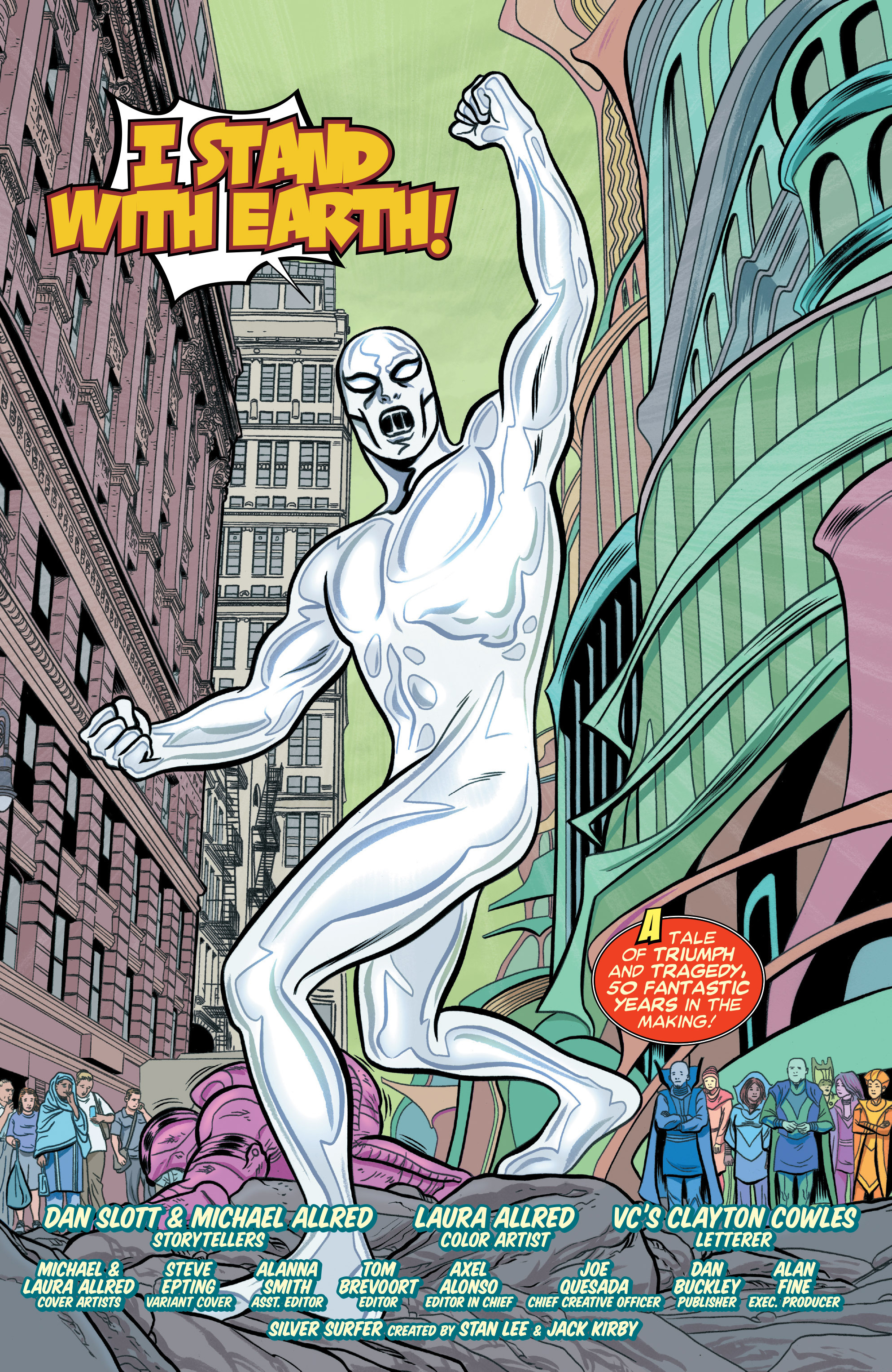 Read online Silver Surfer (2016) comic -  Issue #3 - 4