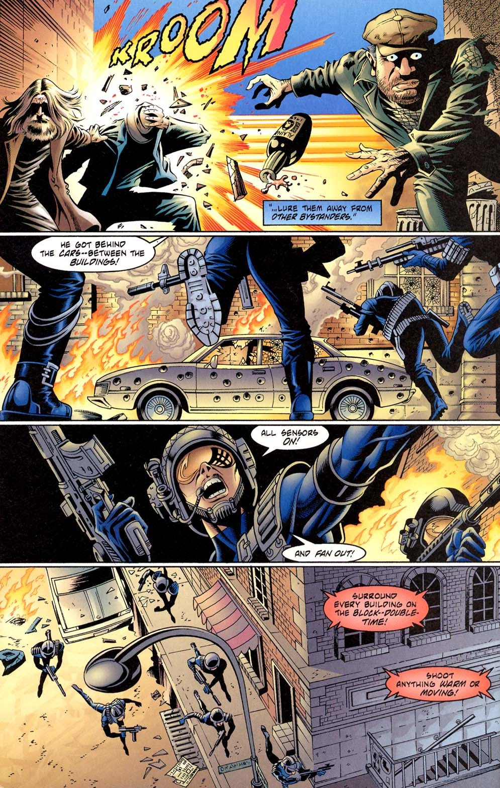Batman: Outlaws issue 2 - Page 43