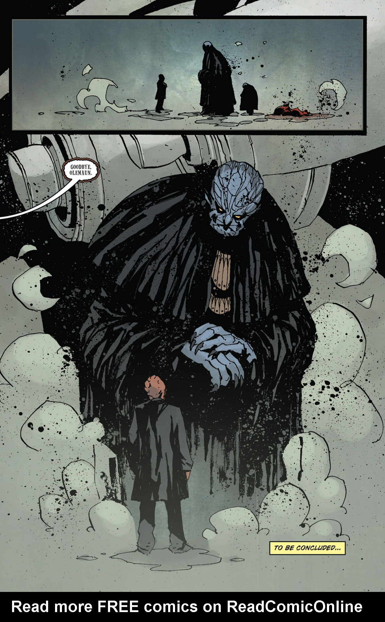 Read online 30 Days of Night (2011) comic -  Issue #11 - 23