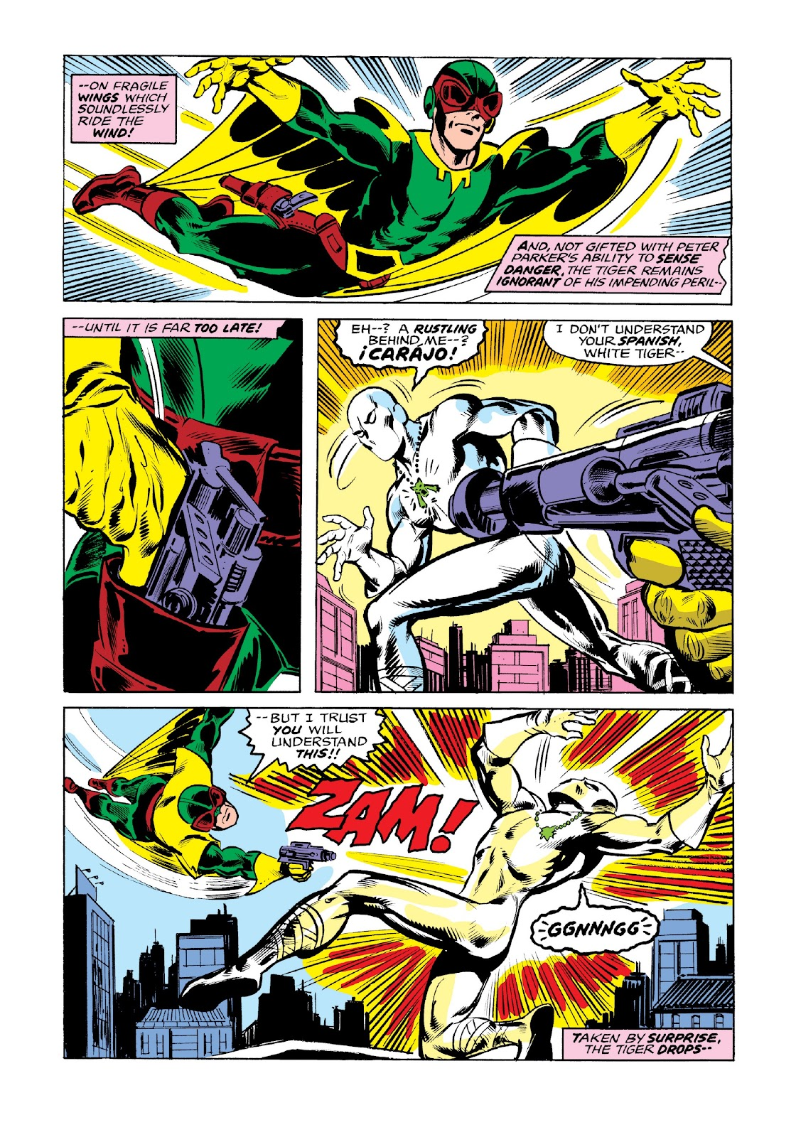 Read online Marvel Masterworks: The Spectacular Spider-Man comic -  Issue # TPB 2 (Part 3) - 56