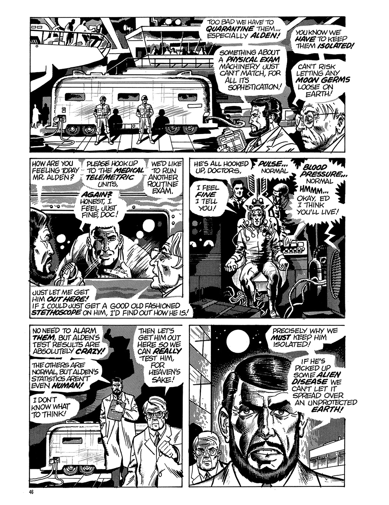 Read online Eerie Archives comic -  Issue # TPB 6 - 47