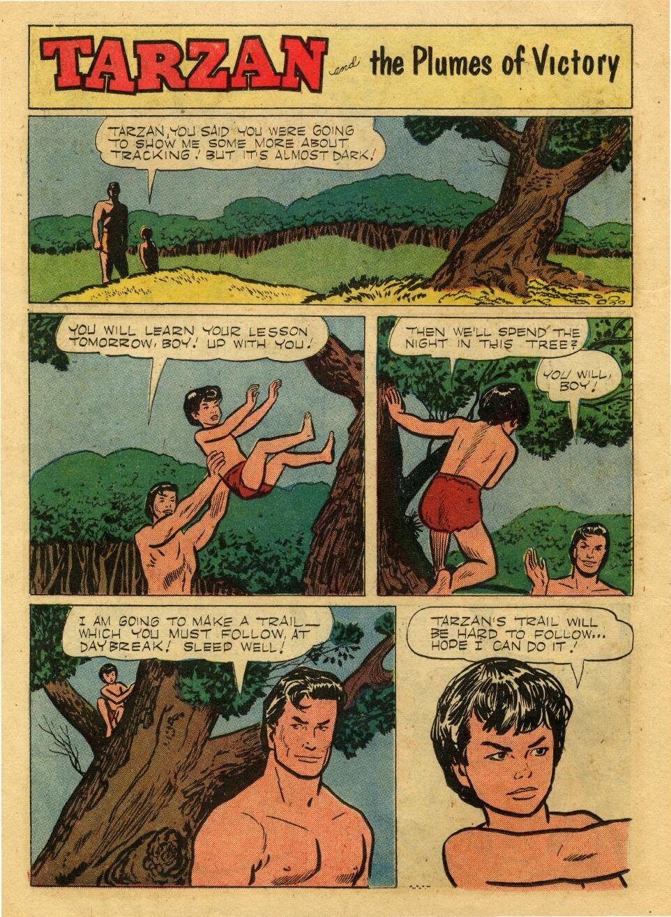 Tarzan (1948) issue 72 - Page 18