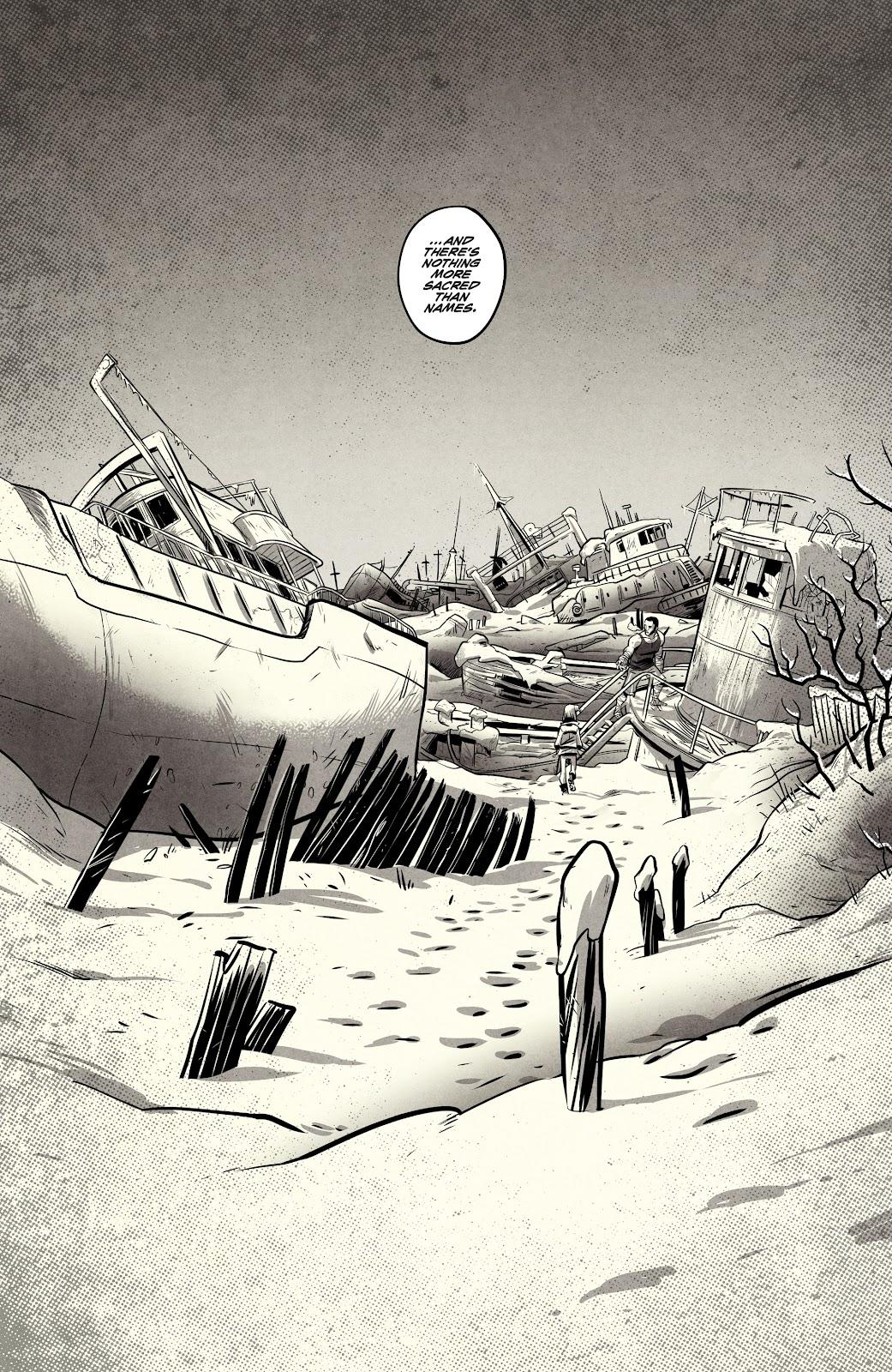 Read online Nomen Omen comic -  Issue #3 - 12