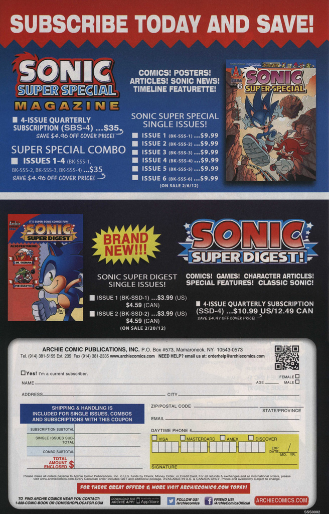 Read online Sonic Universe comic -  Issue #48 - 20
