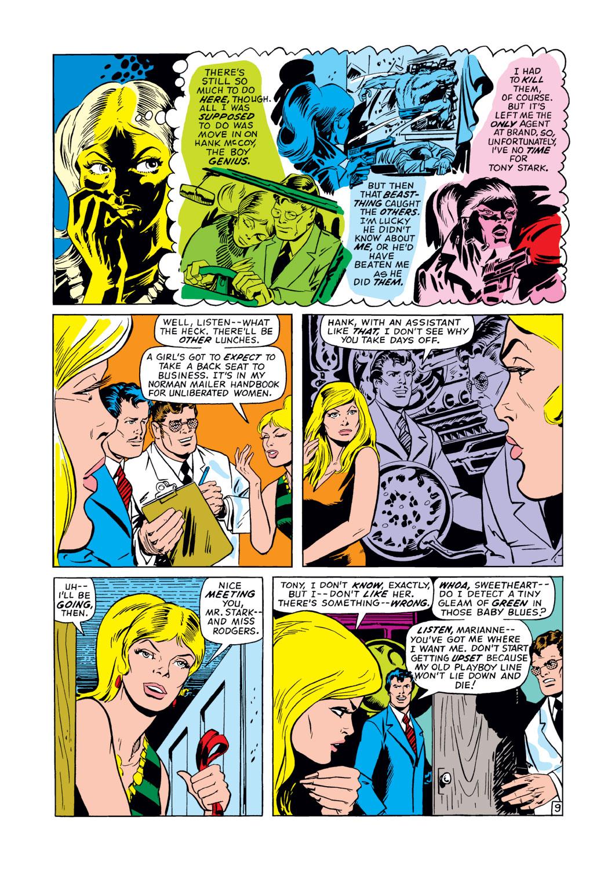 Read online Amazing Adventures (1970) comic -  Issue #12 - 10