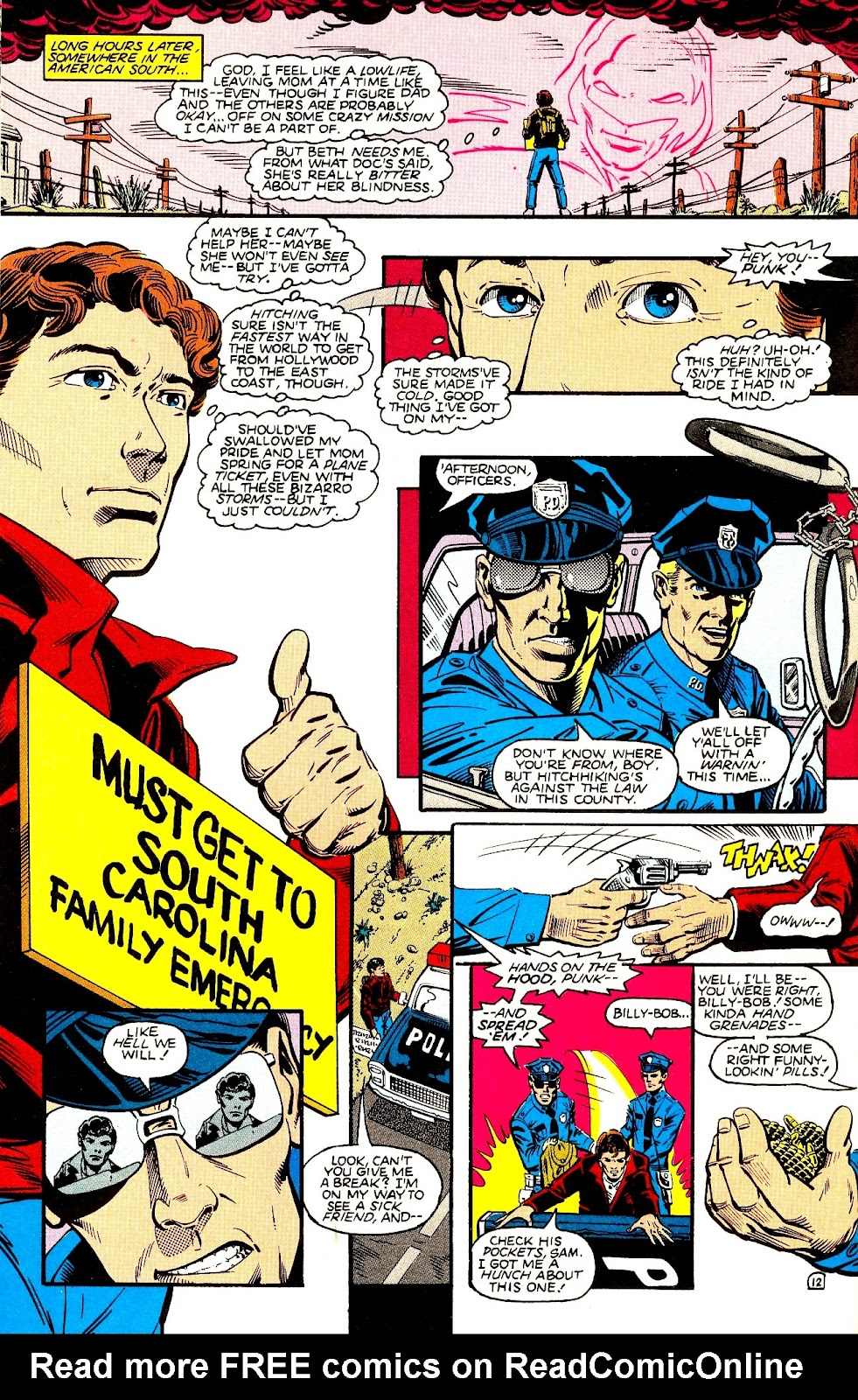 Infinity Inc. (1984) issue 21 - Page 14