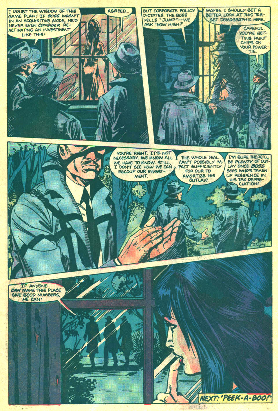Elvira's House of Mystery Issue #3 #4 - English 24