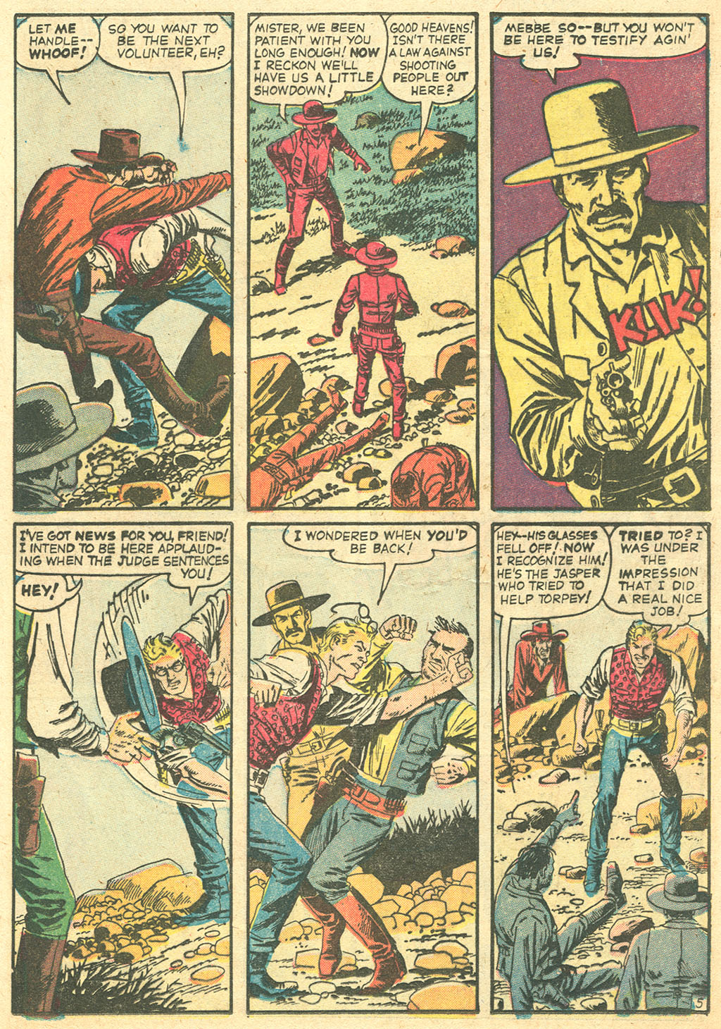 Read online Two-Gun Kid comic -  Issue #55 - 17