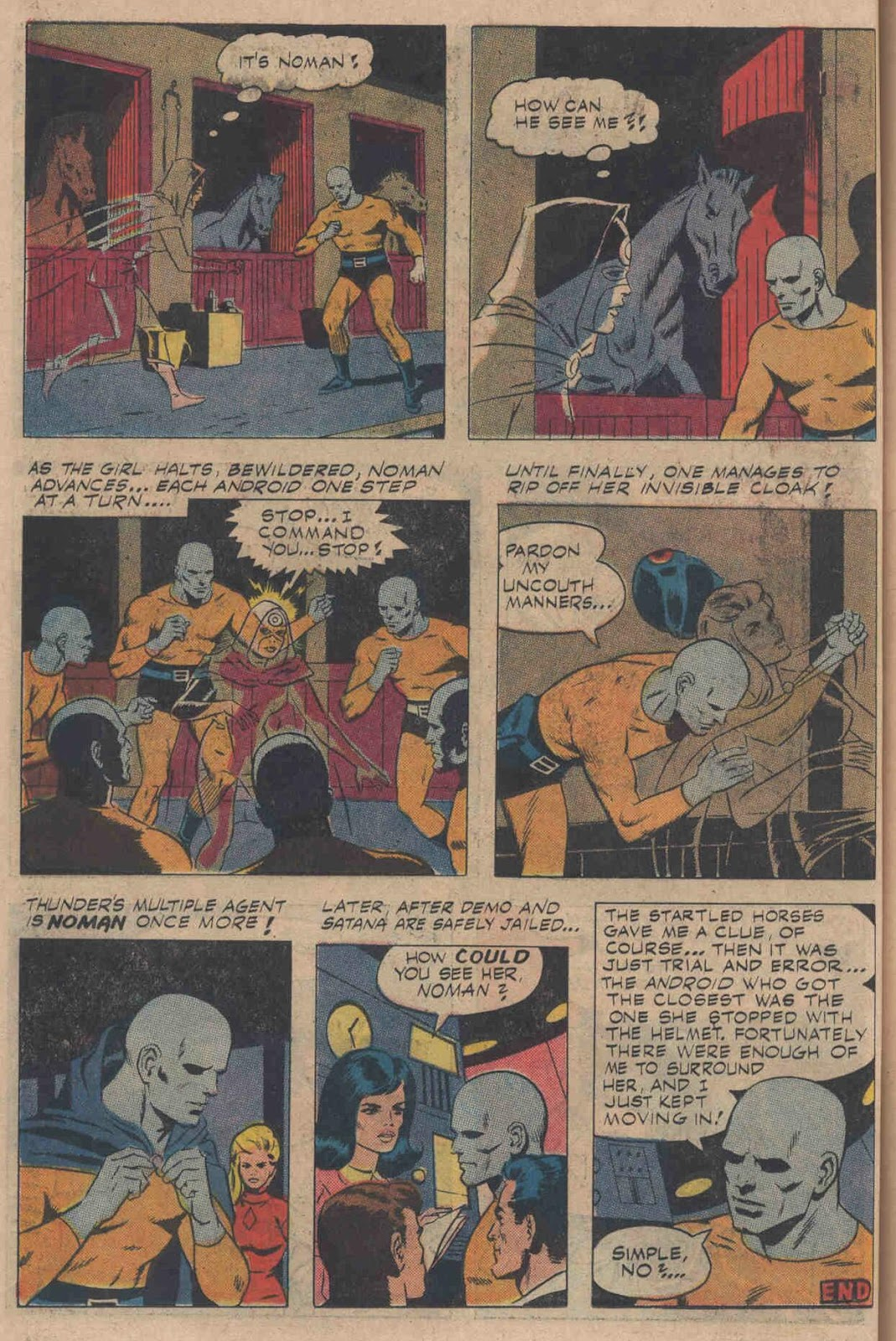 T.H.U.N.D.E.R. Agents (1965) issue 6 - Page 42
