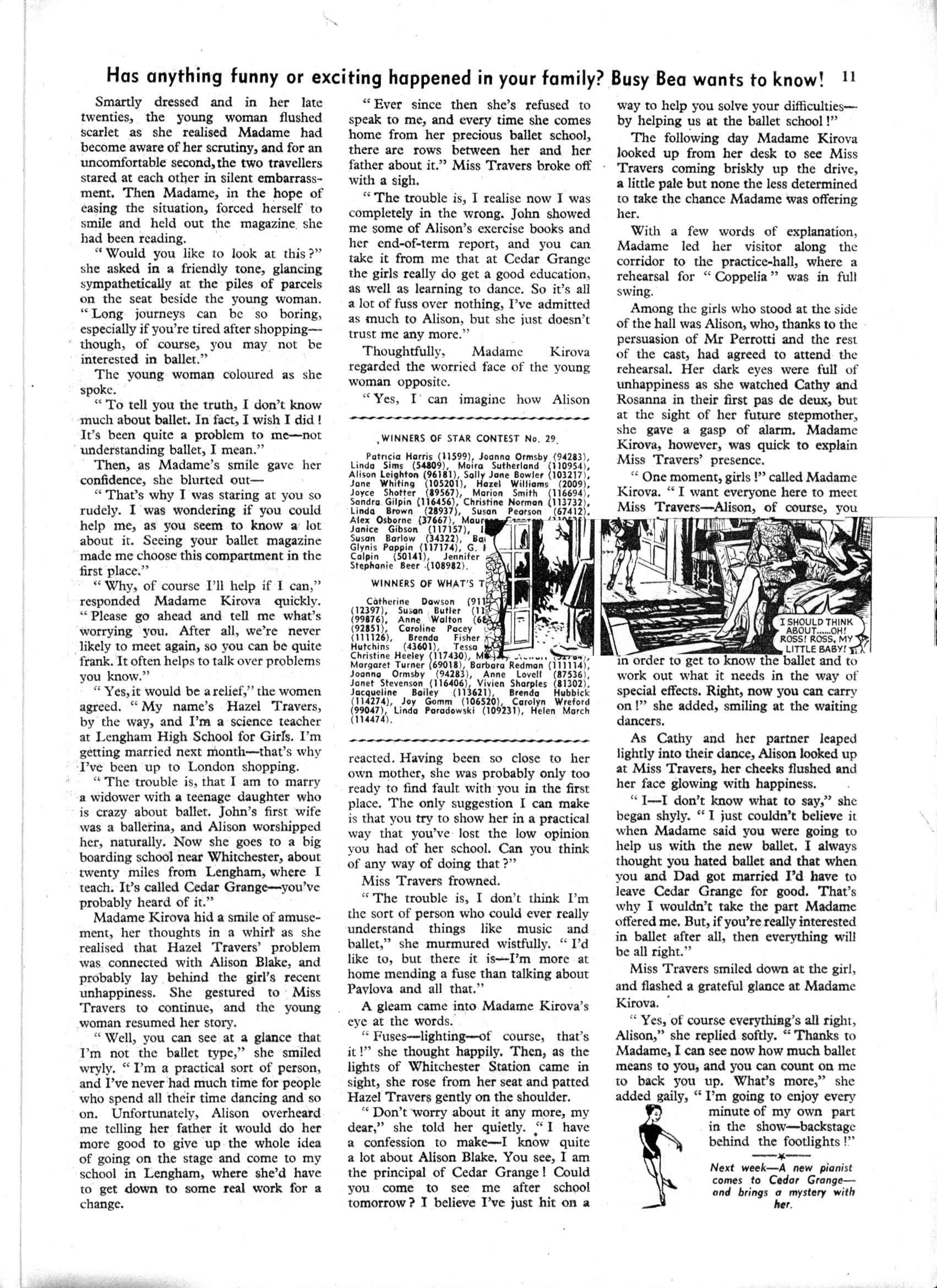 Read online Judy comic -  Issue #168 - 11