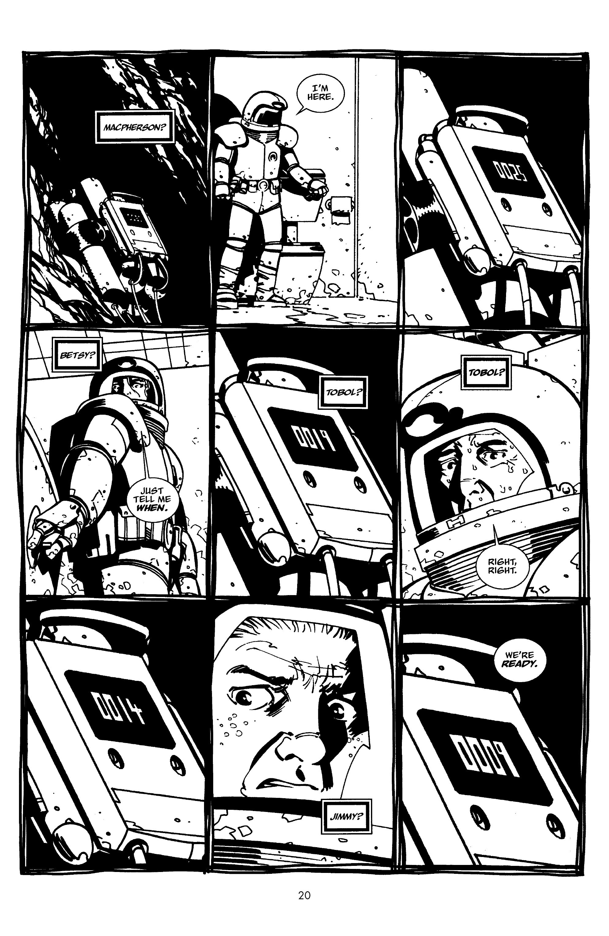 Read online Astronauts in Trouble (2015) comic -  Issue #10 - 21